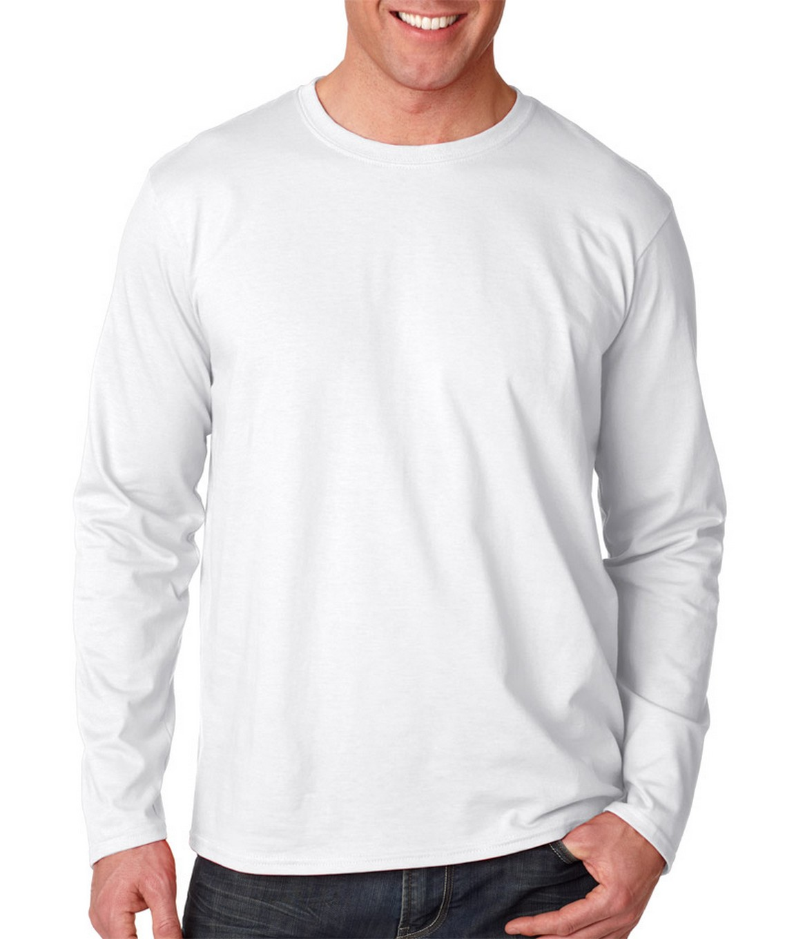 Gildan Ultra Cotton Long Sleeve T-Shirt (G240)